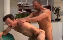 Daddies in anal action