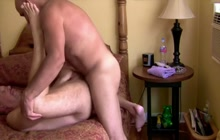 Two amateur guys fucking