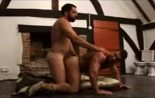 Charlie Fabravo and Claudio Pezzano have sex