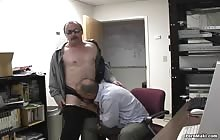 Office Boys 1 s3 with David Marx and Costas