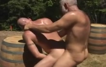 2 Hot Bears Allen Silver And Tom Dixter