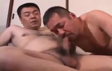 Mature Asian gays fucking with pleasure