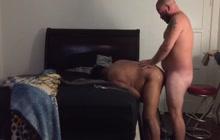 Amateur Daddies Fucking At Home
