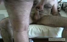 Hot Turkish Hairy Bear Sssap Breeds A Guy Afrter Getting Blowed